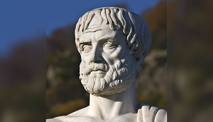 Aristotle statue, Stageira, Greece. © www.123rf.com/profile_karapas